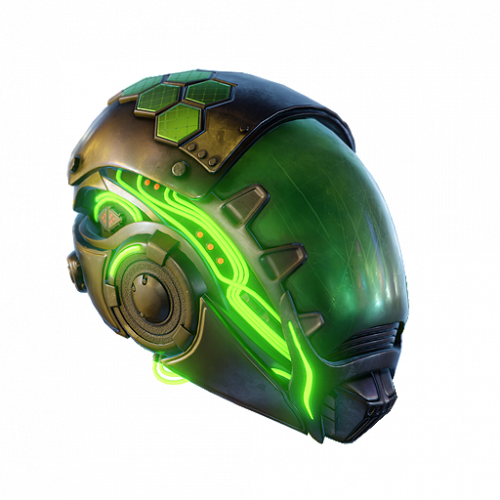 Deep Link Helmet