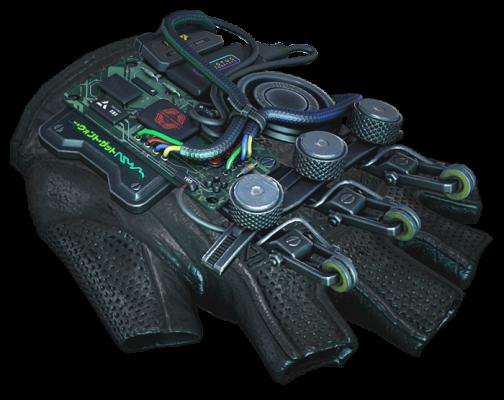 LinkHack Gloves